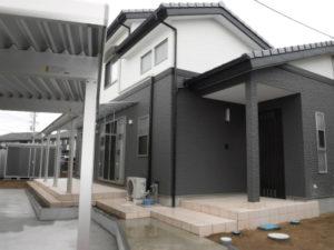 和と洋が融合した、デザイナーズ住宅